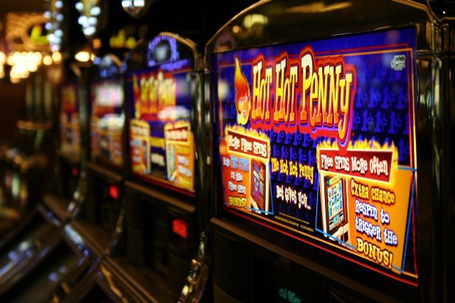 Игровые автоматы онлайн бесплатно на GMSlots